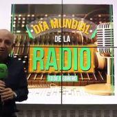 """El parte del Borrascas: """"Tiempo maravilloso en el Día Mundial de la Radio"""""""