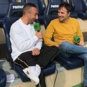 Entrevista Santi Cazorla