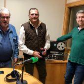 Tertulia día de la radio en Ceuta.
