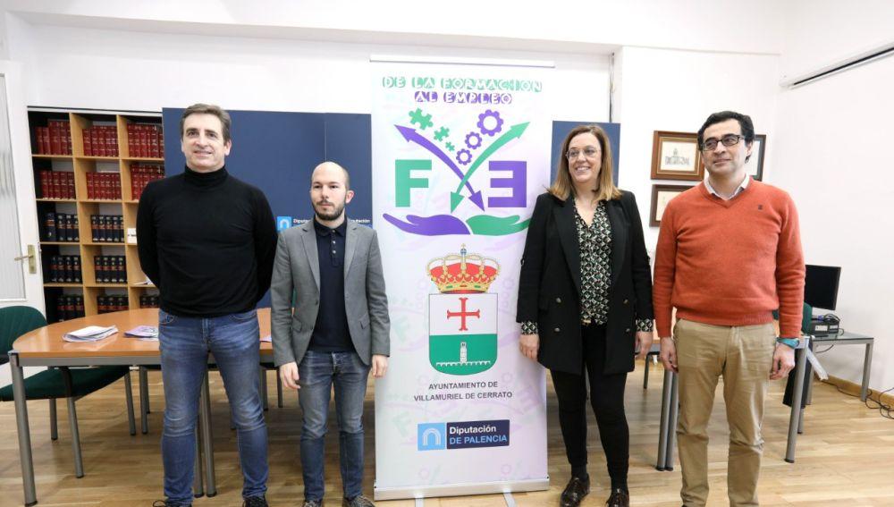 """Villamuriel organiza las jornadas """"De la Formación al Empleo"""""""