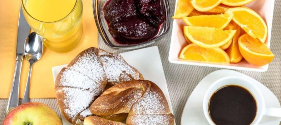 Más del 50% de la población española le dedica menos de 10 minutos al desayuno