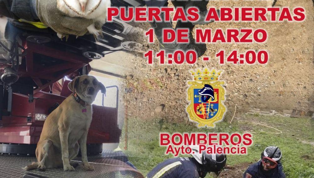 Los agentes del Parque Municipal de Bomberos de Palencia actuaron en casi 1.100 siniestros durante el pasado año