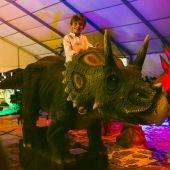 Llegan los dinosaurios a Ourense