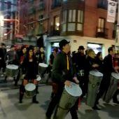 Desfile Entierro de la Sardina en Palencia