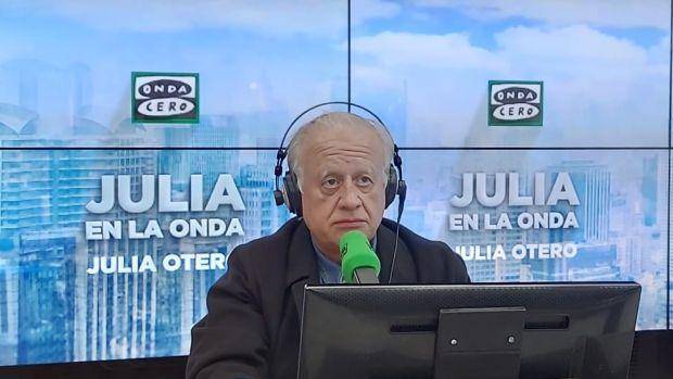"""Juan Echanove: """"No tuve que preparar el personaje de Trujillo, solo darle mi voz, lo demás ya me lo había dado Vargas Llosa"""""""