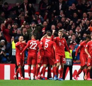 Gnabry y Lewandowski amargan la noche europea al Chelsea