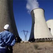 Instalaciones de la central térmica de Andirra