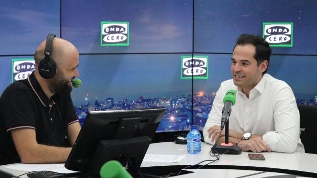"""Ignacio Aguado: """"Se debe mantener la calma con el coronavirus, hay que ocuparse no alarmarse"""""""