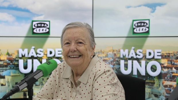 """María Galiana: """"Mis alumnos me han querido, eso no es fácil y yo lo he conseguido"""""""