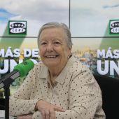 María Galiana, en Más de uno