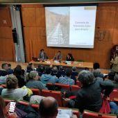 Reunión para hablar del futuro de la zona en Andorra