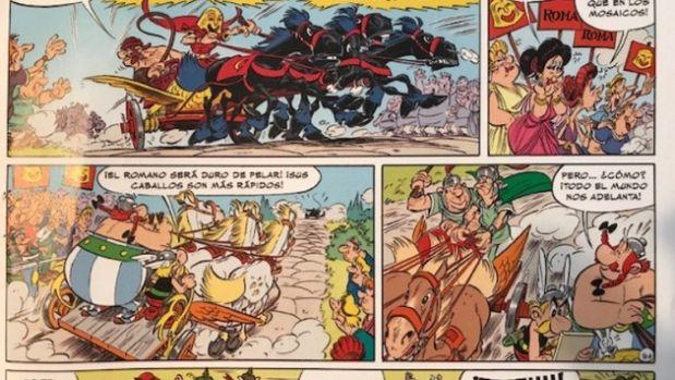 La Cultureta Gran Reserva: Por qué los tebeos de Astérix nos siguen explicando el mundo