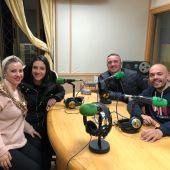 Tertulia de Carnaval con el jurado del COAC de Ceuta 2020.