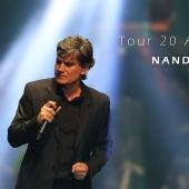 El Tour 20 aniversario de Nando Agüeros llega a Gijón