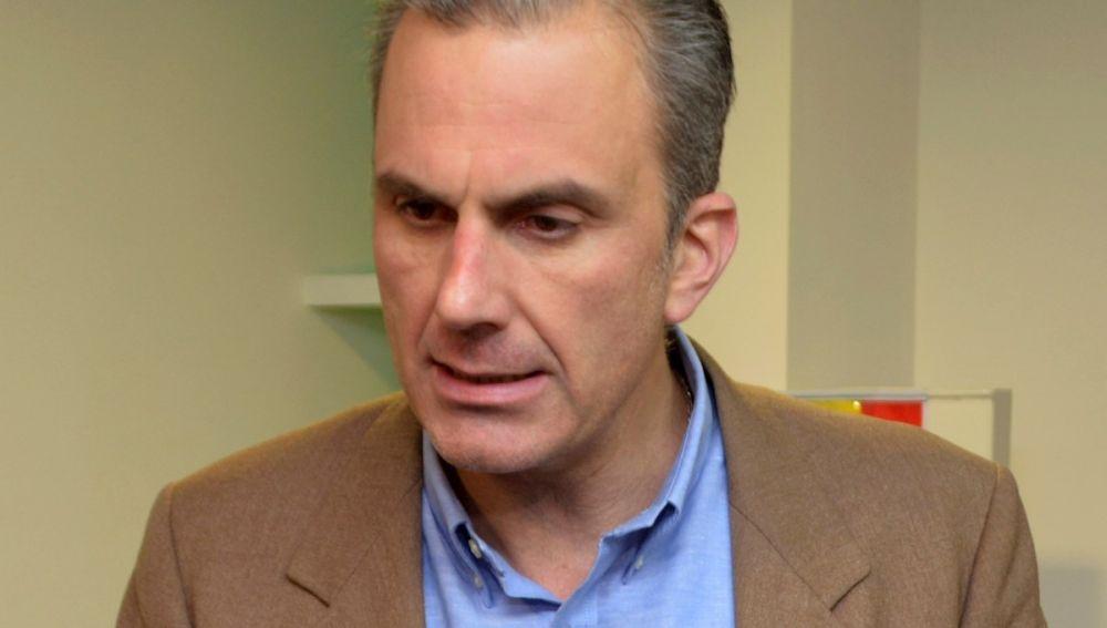 El diputado de Vox, Javier Ortega Smith