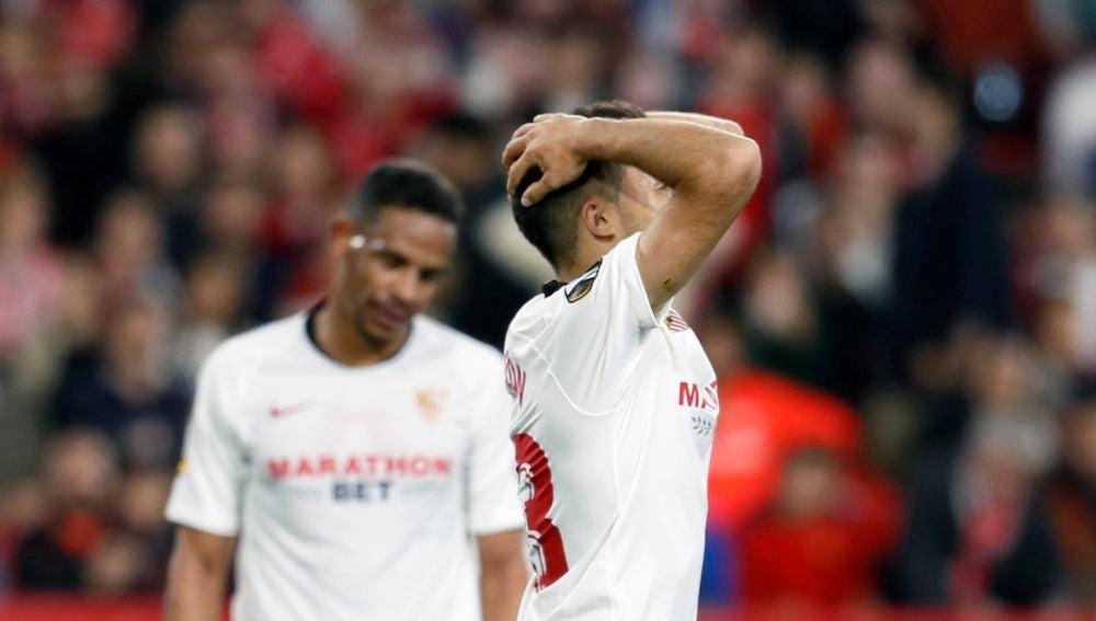 El Sevilla estuvo a punto de caer eliminado