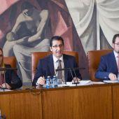 El Pleno de la Diputación aprueba un remanente de 78,8 millones de euros