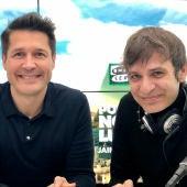 Jaime Cantizano y Pablo Pombo