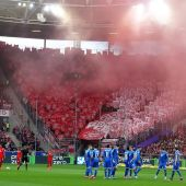 Interrumpido el Hoffenheim-Bayern por insultos contra el dueño de los locales.