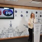 Ana Muñoz, concejala del PP