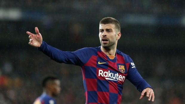 El Barcelona anuncia las renovaciones de Piqué, Lenglet, De Jong y Ter Stegen