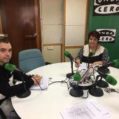 Clara Luquero en Onda Cero Segovia