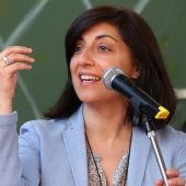 Angeles Vazquez conselleira de Medio Ambiente