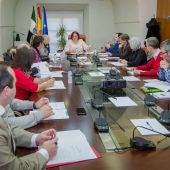 reunion interdepartamental extremadura