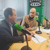Miguel Ángel Lezcano en Onda Cero Alcalá