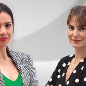 Mireia Roig y Marta Fullera