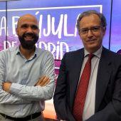 David del Cura y Enrique Ossorio
