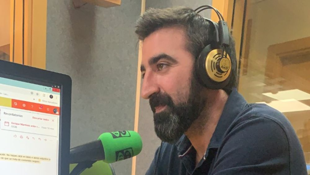 Rodi Fernández, organizador de SaborArte Cieza