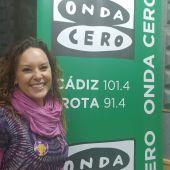 Lorena Garrón, concejala de Feminismos de Cádiz