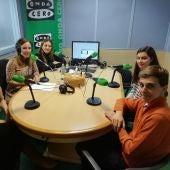 Nos visitan alumnos del colegio Gredos San Diego - Alcalá