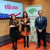 Presentación de las Becas USA 2020
