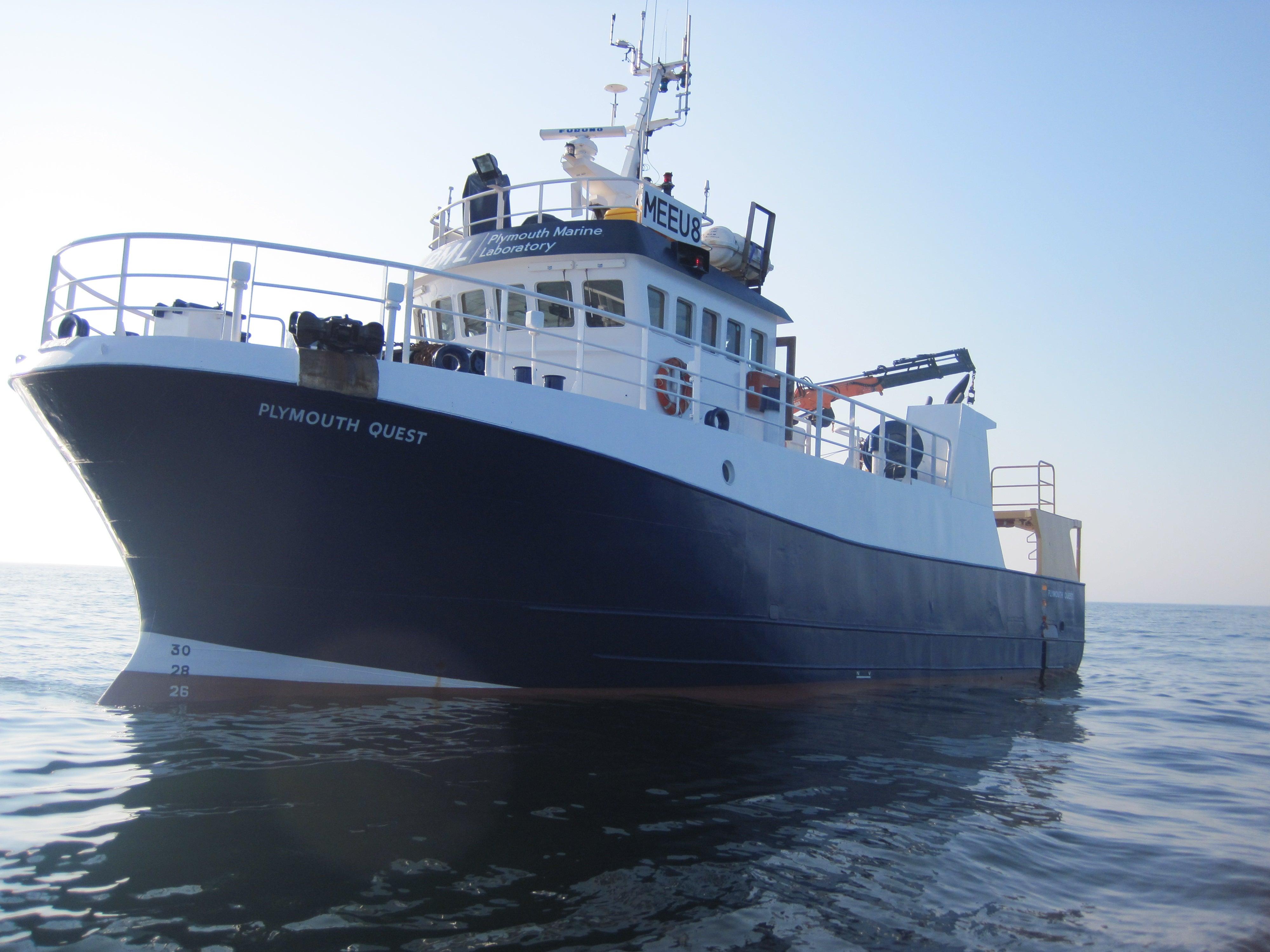 Fronteras del futuro: El Mayflower, el barco sin tripulación