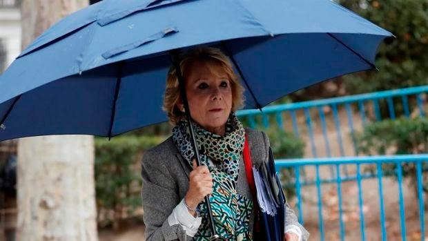 """Maldita Hemeroteca: Del """"no"""" contundente al """"no me consta"""" de Esperanza Aguirre"""