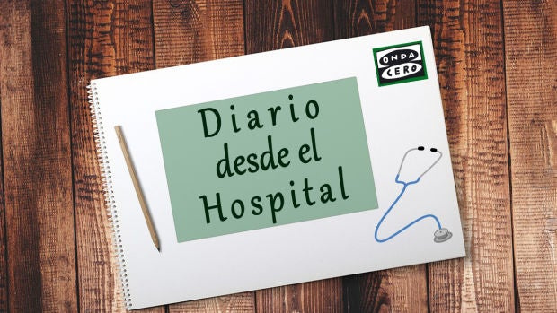 """Diario desde el hospital: """"Veo el miedo entre mis compañeras"""""""
