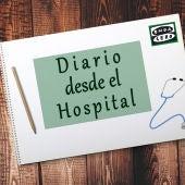 Diario desde el hospital