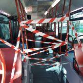 Autobús de Emtusa en Gijón