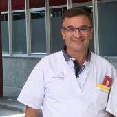 Dr, Toledo, psiquiatra del Hospital V. de la Arrixaca