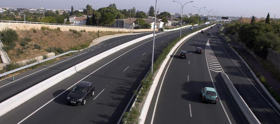 Carreteras de Mallorca.