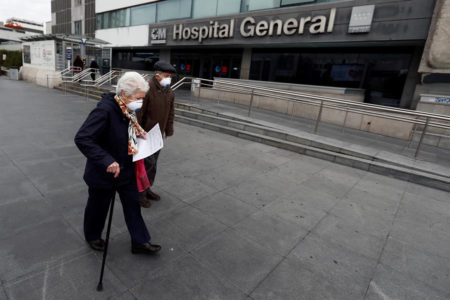 El Gabinete: La situación de nuestros mayores, amenazada por el coronaviruas
