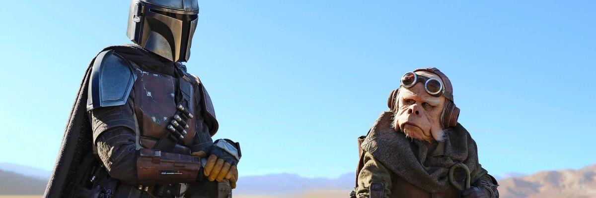 Imagen promocional de la serie 'The mandalorian', que llega a España de la mano de Disney+