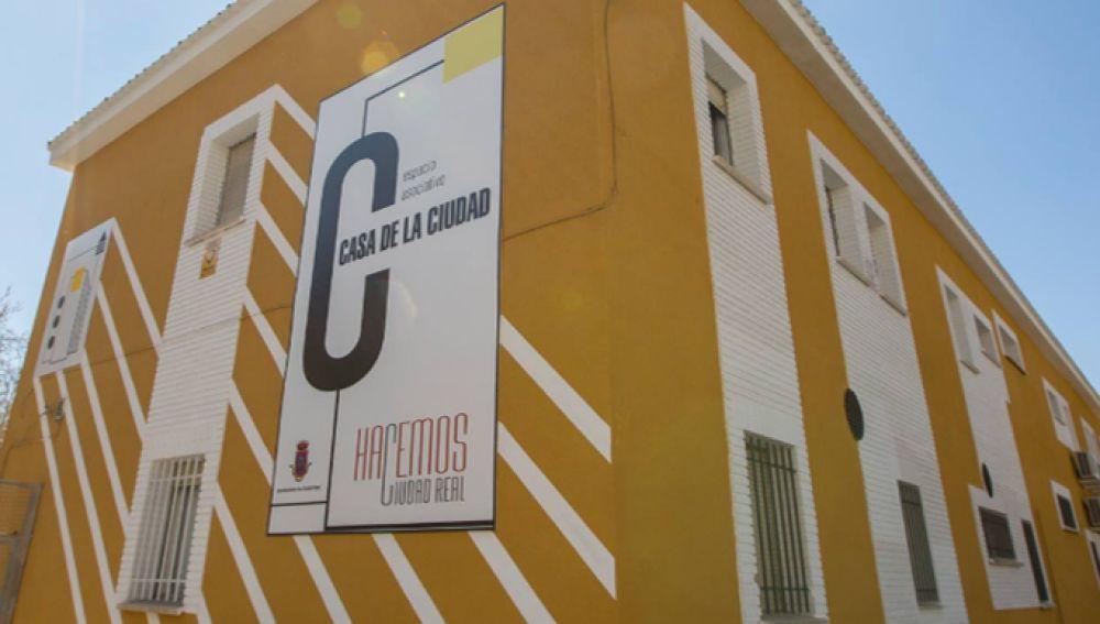 Casa de la Ciudad de Ciudad Real