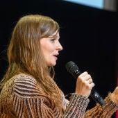 Hildur Guðnadóttir, compositora islandesa, durante las jornadas de Berlinale Talents 2020