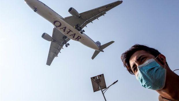 Radio Cuarentena (16/04/20). El futuro inmediato de los aviones. ¿Volaremos con mascarilla?