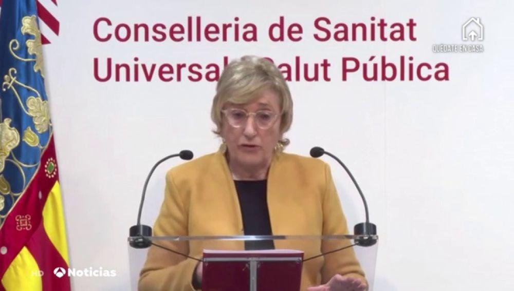La consellera, Ana Barceló, actualiza los datos de la Comunitat.