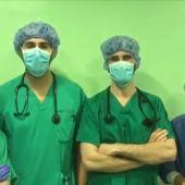 """El emotivo vídeo de los sanitarios del Hospital de La Princesa: """"Ayúdanos a ayudarte, quédate en casa"""""""