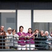 Quince trabajadores de la Residencia San Jerónimo se encierran con los ancianos
